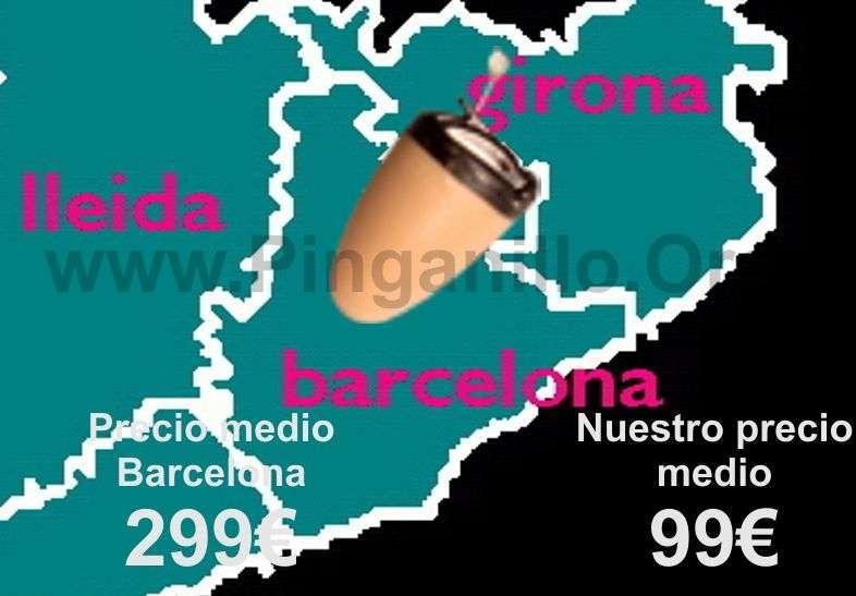 Pinganillo Barcelona