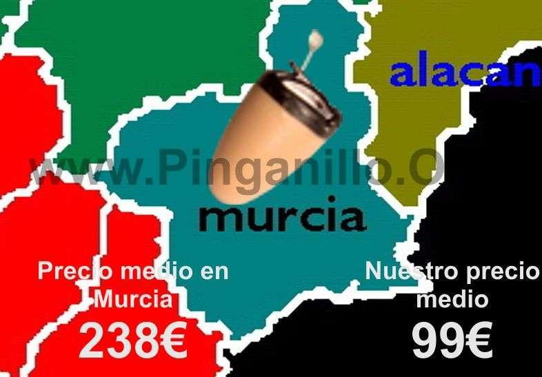 Pinganillo Murcia