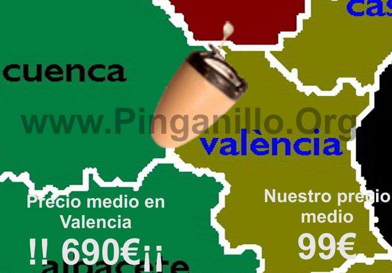 Pinganillo Valencia