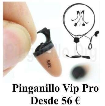 Pinganillo Vip Comprar Precio