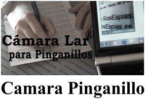 Pinganillos con Camara