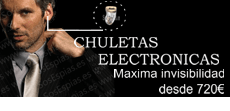 Chuletas Electronicas Pinganillos Invisibles