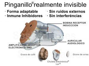 Pinganillos Invisibles