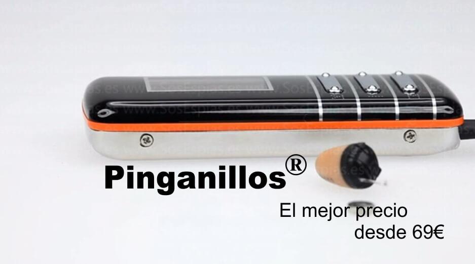 Pinganillos Micro Vip Pro
